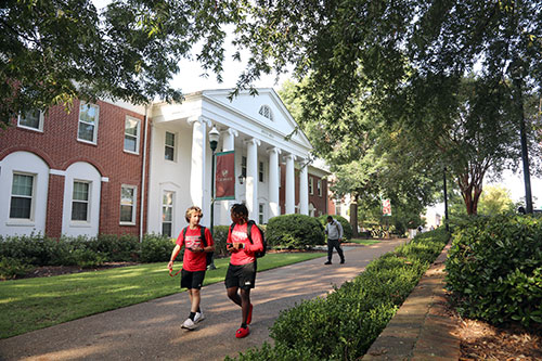 LaGrange College ranked in Top 10