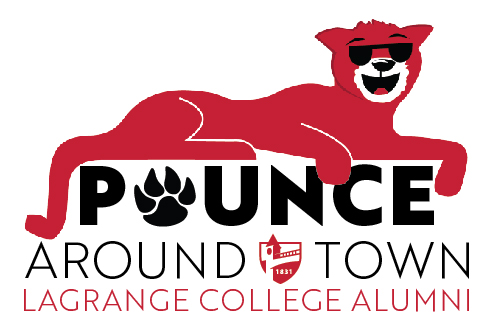Pounce Around Town