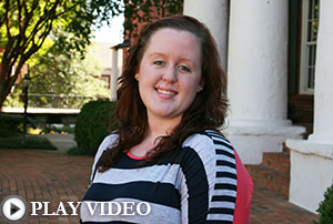 Ashlee Lanham: Making a difference as a counselor