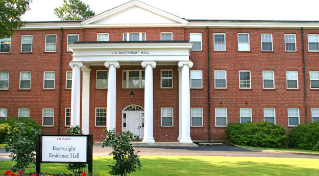 J.K. Boatwright Residence Hall