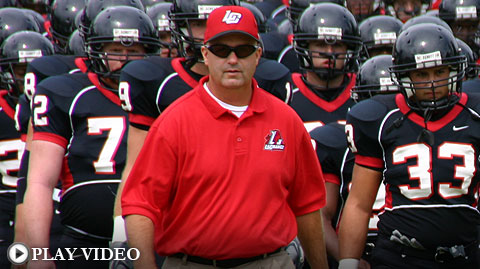 LaGrange Panthers football coaches